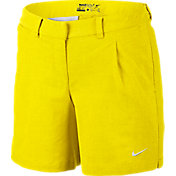 Nike Women's Oxford Golf Shorts
