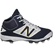 New Balance Men's 4040 V3 Mid TPU Baseball Cleats
