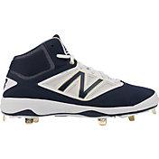 New Balance Men's 4040 V3 Mid Metal Baseball Cleats