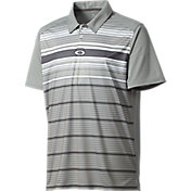 Oakley Men's Legacy Stripe Golf Polo