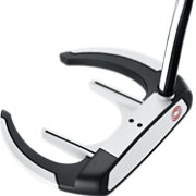 Odyssey Versa 90 Sabertooth Putter – (Black/White/Black)