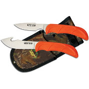 Outdoor Edge Wild-Pair Skinning Knife & Caping Knife Combo