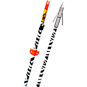 OMP Fin-Finder Hydro-Skin Bowfishing Arrow with Big Head Pro Point