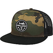Pelagic Circle Patch Trucker Cap