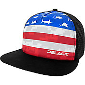 Pelagic Americamo Trucker Hat