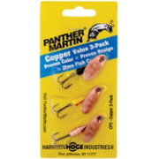 Panther Martin Copper Spinners – 3 Pack