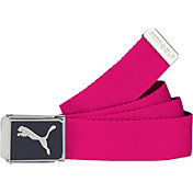 PUMA Men's Cuadrado Web Golf Belt