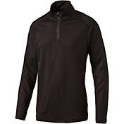 Puma Men's Tech Quarter Zip Golf Pullover