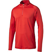 Puma Men's Tech Quarter Zip Golf Pullover