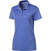 PUMA Women's Pounce Golf Polo