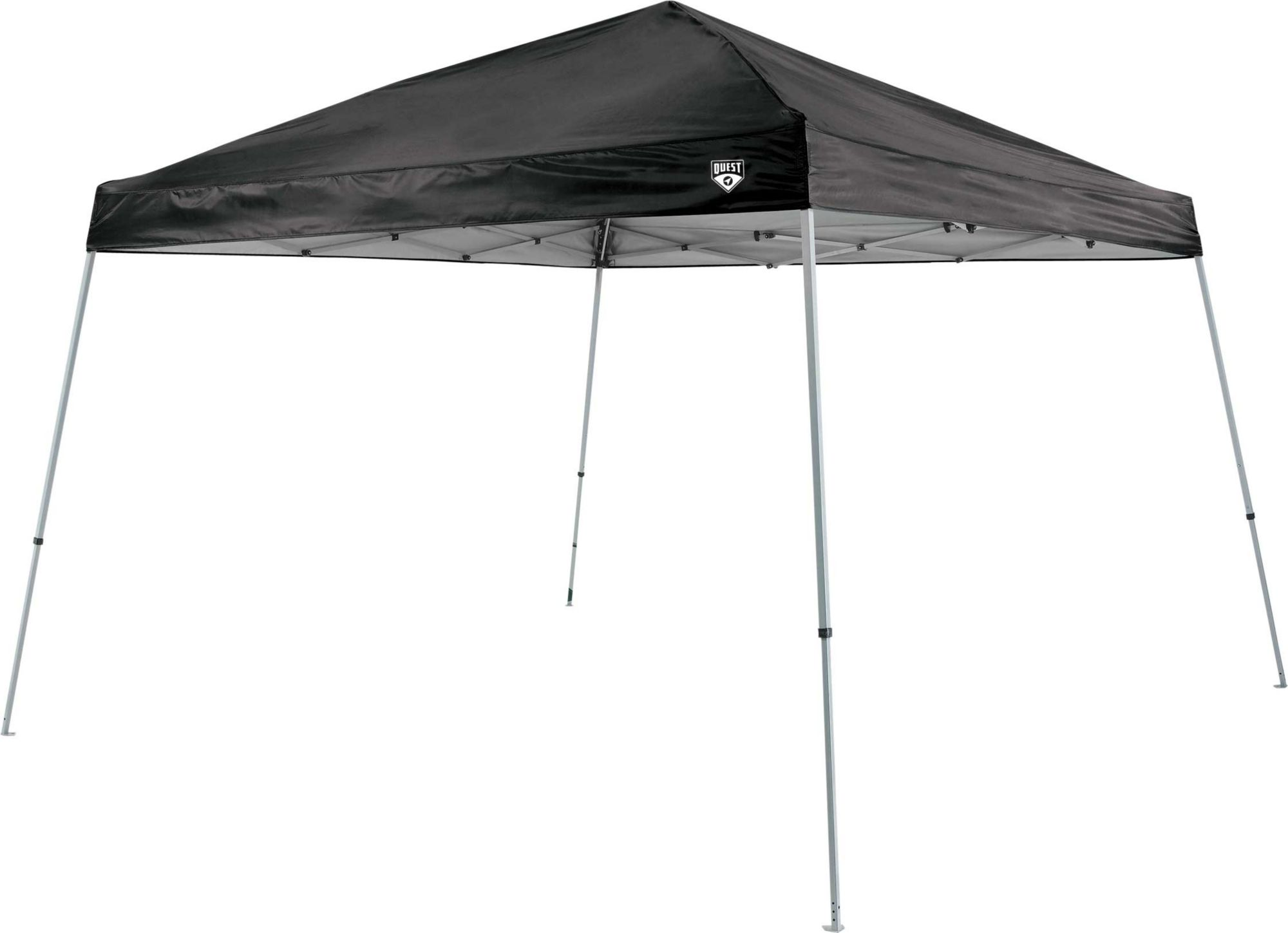 Quest Q64 10 FT X Slant Leg Instant Up Canopy