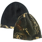 QuietWear Reversible Fleece Beanie