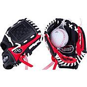 "Rawlings 8.5"" T-Ball Player's Series Glove w/ Ball"