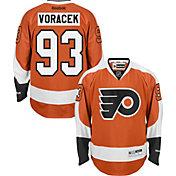 Reebok Men's Philadelphia Flyers Jakub Voracek #93 Premier Replica Home Jersey