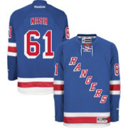 Reebok Men's New York Rangers Rick Nash #61 Premier Replica Home Jersey
