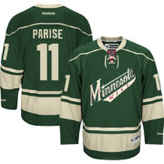 Reebok Men's Minnesota Wild Zach Parise #11 Premier Replica Third Jersey