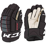 CCM Senior QLT Edge Ice Hockey Gloves
