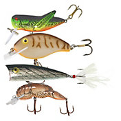 Rebel Classic Critters Lure Kit