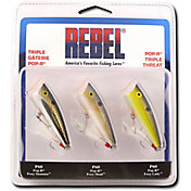 Rebel Pop-R Popper Lure Kit