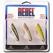 Rebel Pop-R Popper Lure Kit