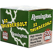 Remington Thunderbolt .22LR LRN Rimfire Rifle Ammunition – 40 Grain