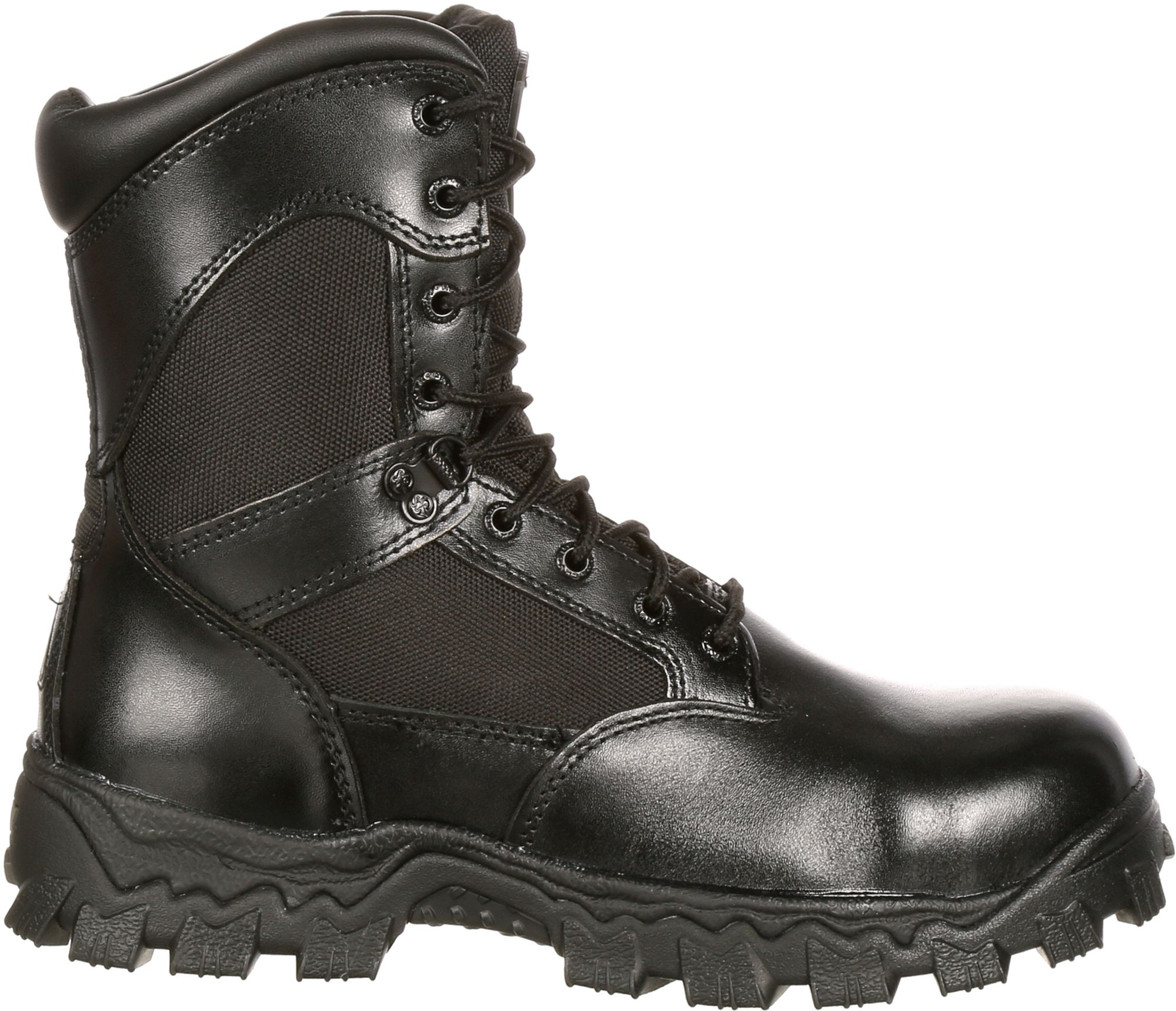 "Product Image · Rocky Men's AlphaForce Composite Toe 8"" Waterproof Work  Boots"