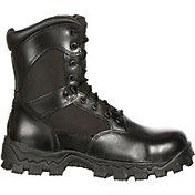 """Rocky Men's AlphaForce Composite Toe 8"""" Waterproof Work Boots"""