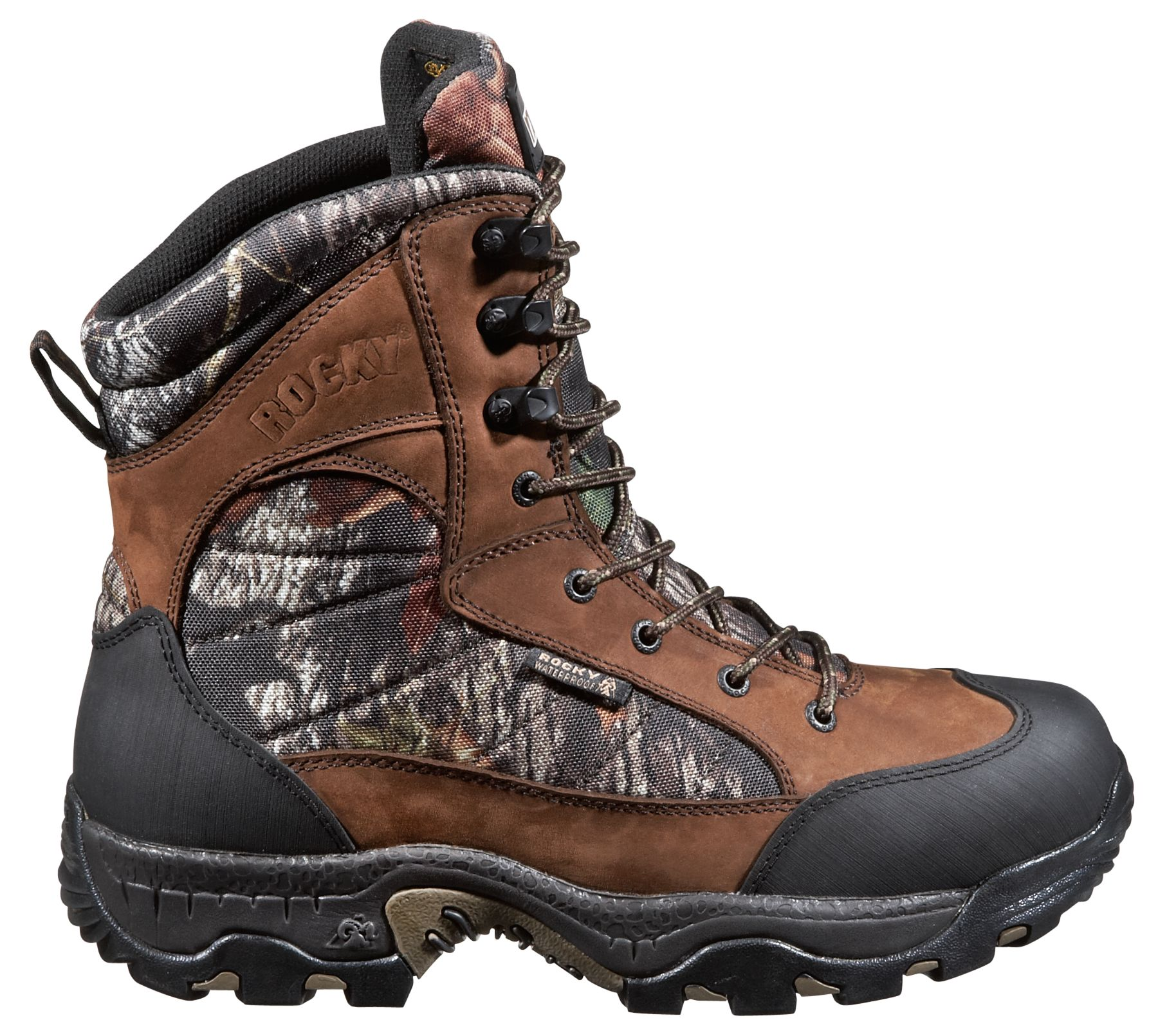 Rocky Men's Lynx Classic Realtree AP Waterproof Wide Field Boots ...