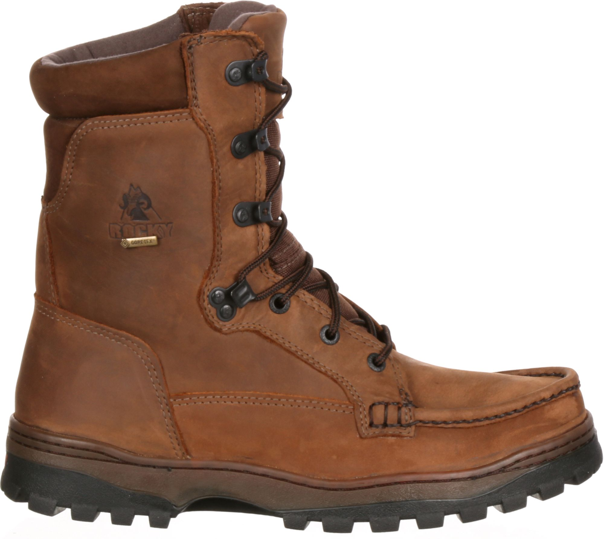 Mens Rocky Men's Outback Boot On Sales Size 45