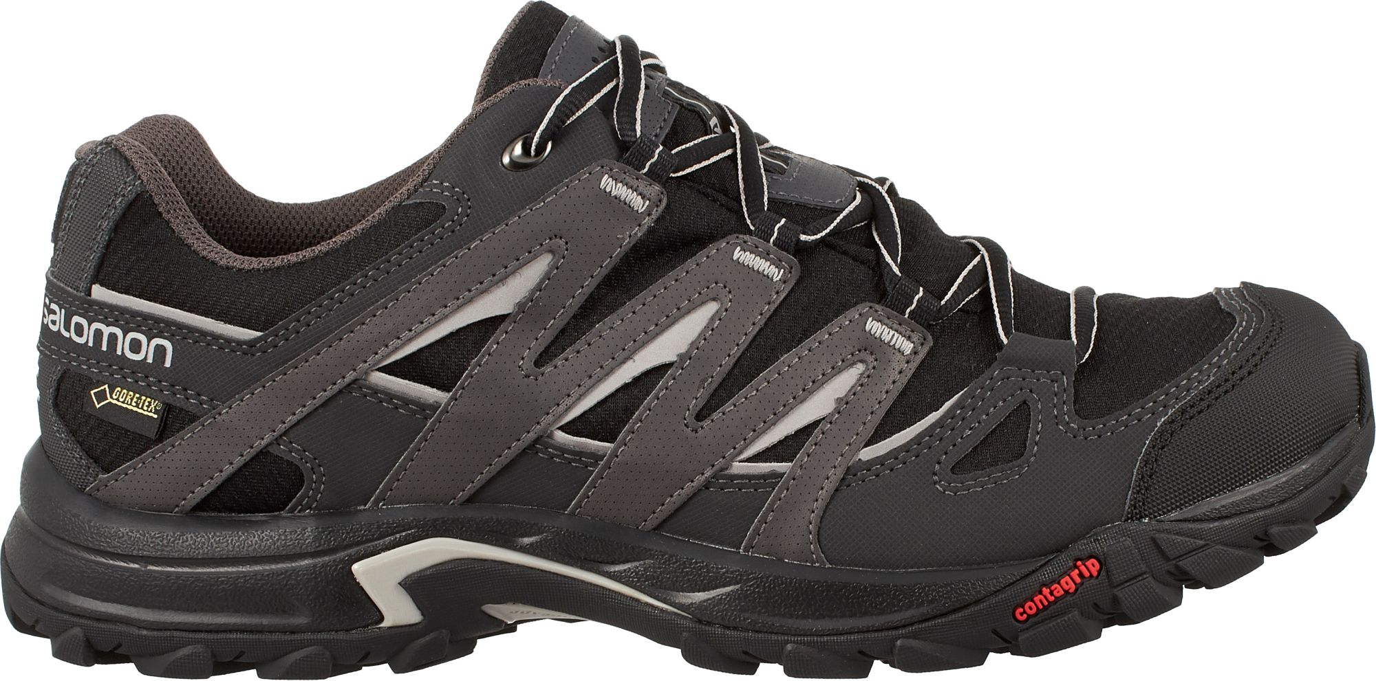 Black Goretex Shoes Womens