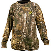 ScentBlocker Cotton Youth Long Sleeve Shirt