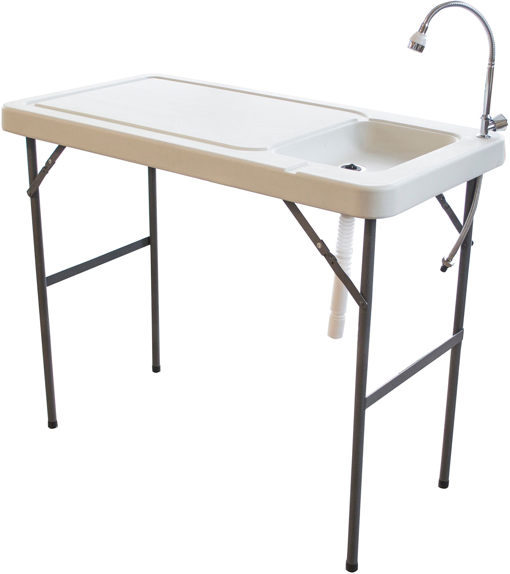 Sportsman Elite Portable Fish Table with Faucet