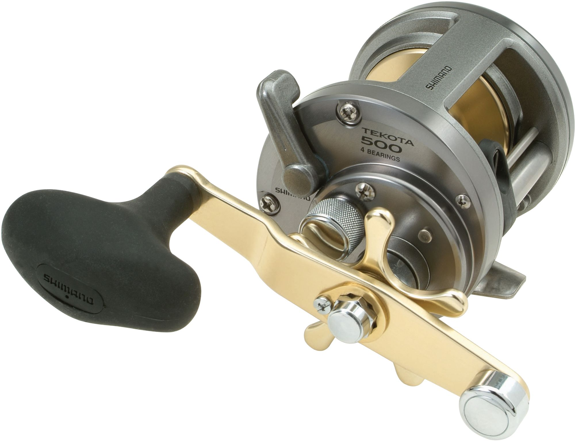 How to spool a conventional reel - Noimagefound