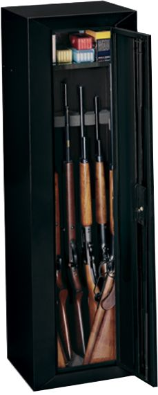 Stack On 10 Gun Compact Steel Security Cabinet