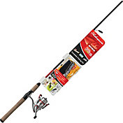 Shakespeare Catch More Fish Bass Spinning Combo Kit