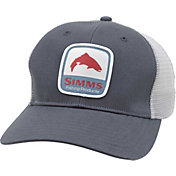 Simms Men's Patch Trucker Hat
