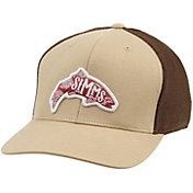Simms Men's Woodblock Trucker Hat