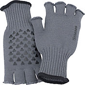Simms Men's Wool Half Finger Gloves