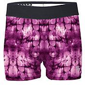Soffe Girls' Dri Compression Shorts