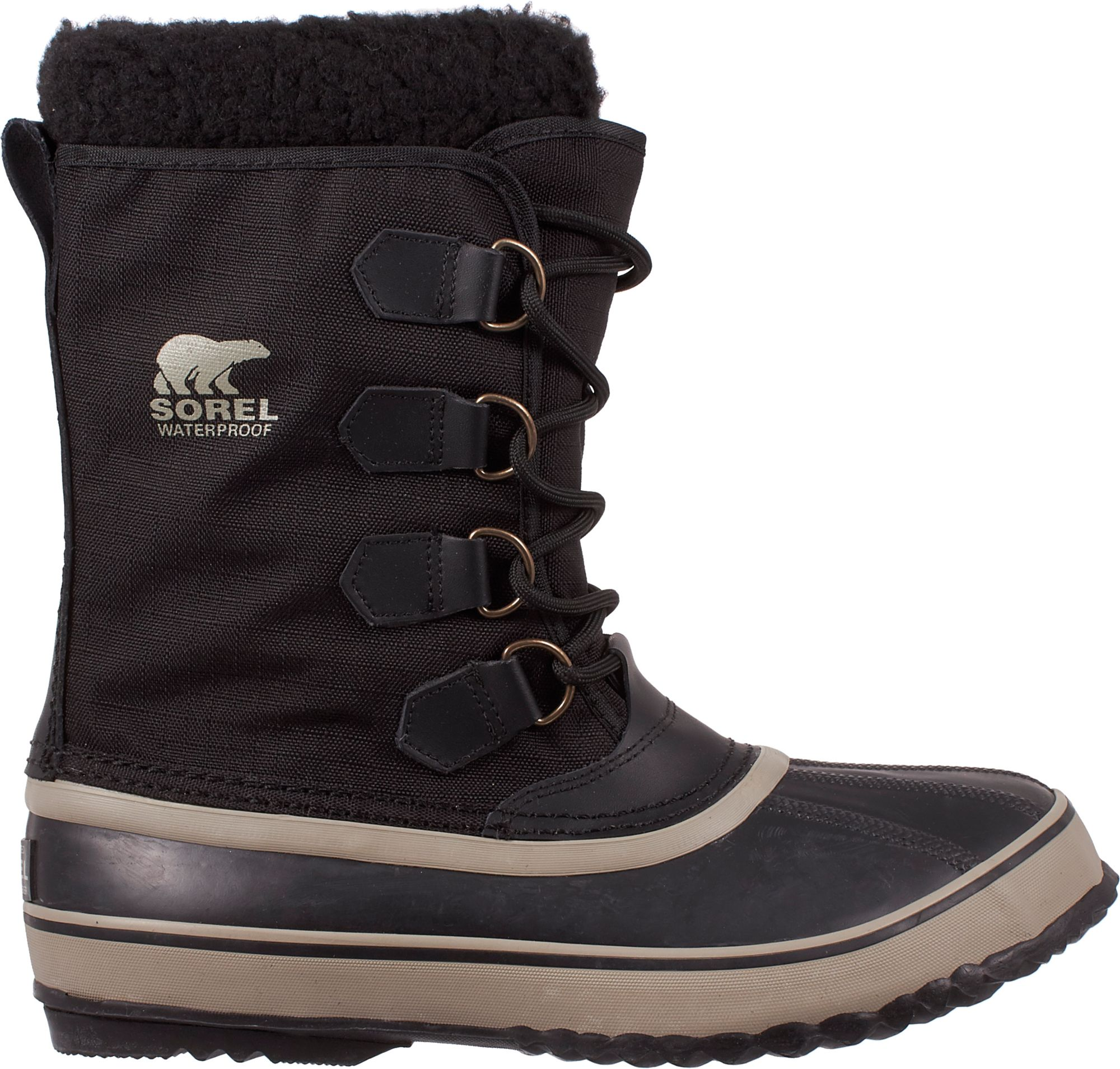 Mens Insulated Winter Boots