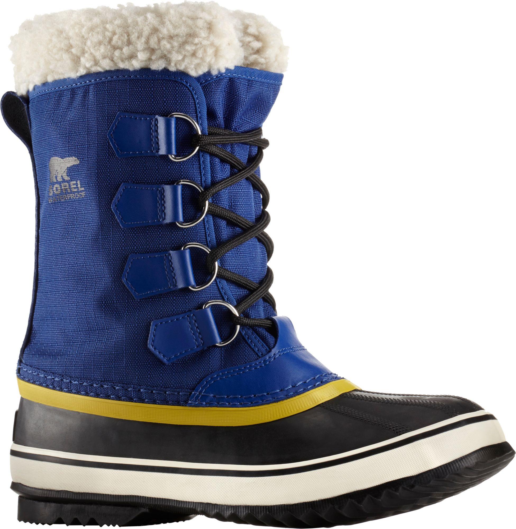 SOREL Women's Winter Carnival Waterproof Winter Boots. 0:00. 0:00 / 0:00.  noImageFound ???