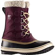 SOREL Women's Winter Carnival Waterproof Winter Boots