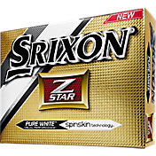 Srixon Z-STAR Golf Balls – Prior Generation