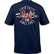 Salt Life Men's Salty Crab Pocket T-Shirt