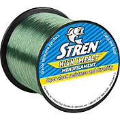 Stren High Impact Low-Vis Green Monofilament Fishing Line