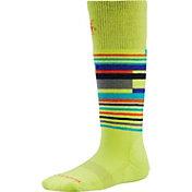 SmartWool Kids' Wintersport Stripe Socks