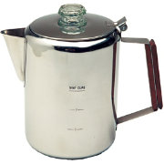 Texsport Stainless Steel 9 Cup Percolator