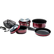 Texsport Kangaroo Seven-Piece Nonstick Cook Set