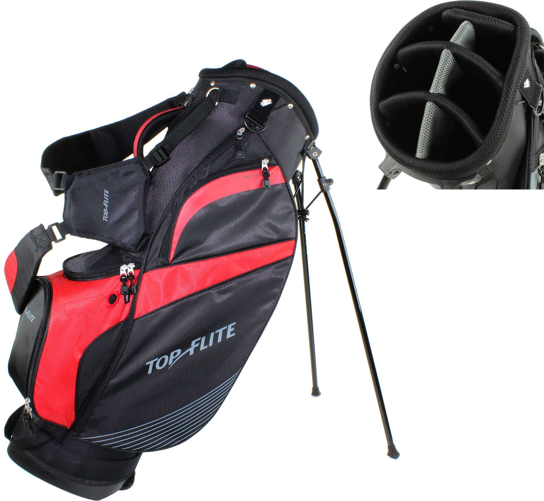 New Jersey Travel Golf Bags Images Top Flite Lightweight Stand Bag 39 S Sporting Goods