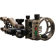 "TRUGLO CARBON HYBRID 5 Pin Light .019"" Bow Sight"